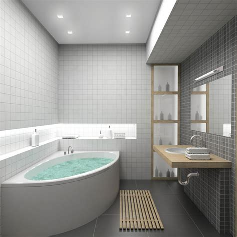 corner tub ideas bathroom stunning corner bathtub designs to open your