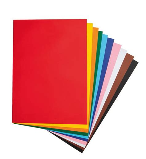 What To Make With Coloured Paper - coloured paper 100 sheets 50 x 70 cm opitec