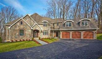 on the market newly built residence in chadds ford