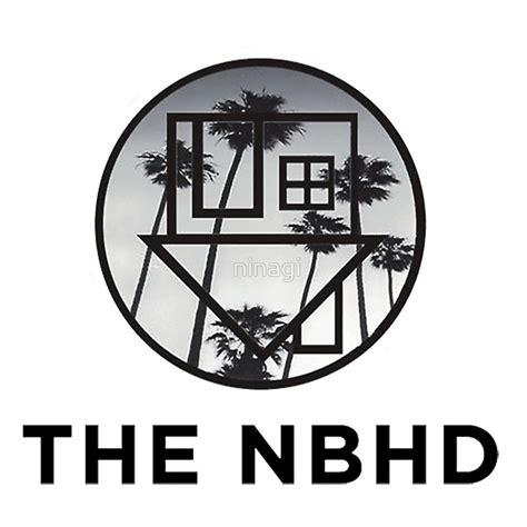 The Nbhd quot the neighbourhood palm tree print the nbhd band shirt