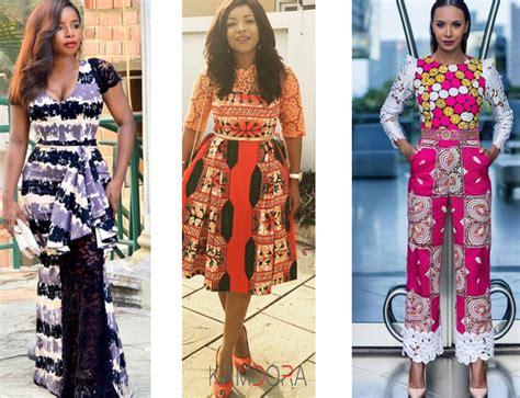 ankara and lace styles stylish ankara mix match with lace styles 2017 beautiful