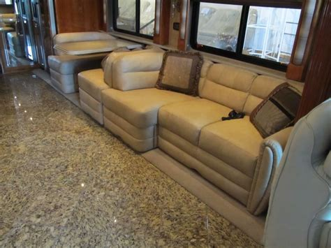 rv couches used used rv sleeper sofa rv furniture used flexsteel tan vinyl