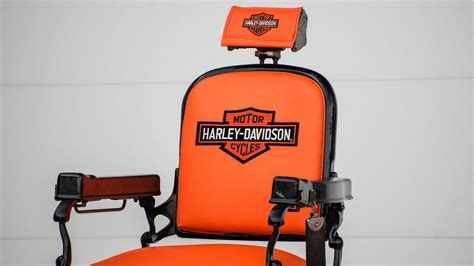 harley davidson chair harley davidson barber chair j71 las vegas motorcycle 2017