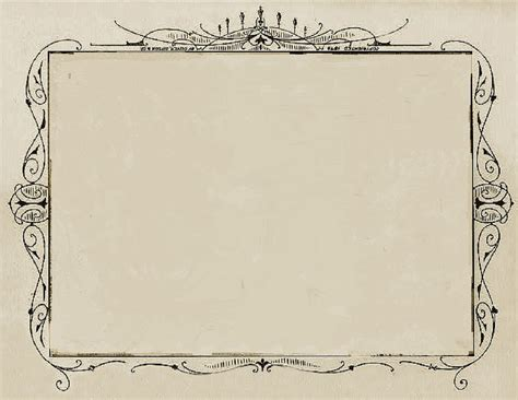 blank label template the sum of all crafts beautiful frames