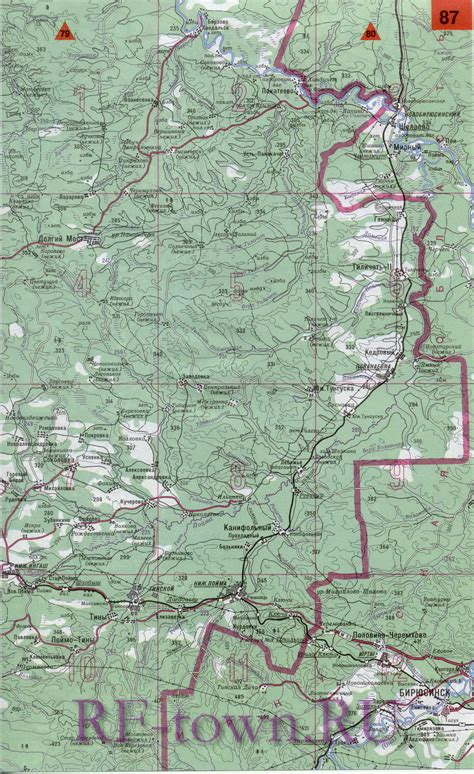 24gps ru карты красноярского края