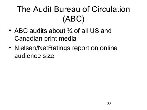 audit bureau of circulations newspapers chapter 4 newspaper