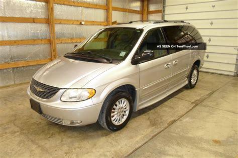 Chrysler Town And Country 2004 by 2004 Chrysler Town And Country Handicap Wheelchair