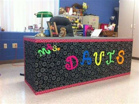 cute teacher desk decorations i love the idea of decorating your desk rockstar
