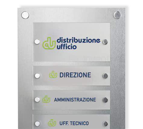 targhe per uffici targhe e incisioni laser timbri distribuzione ufficio