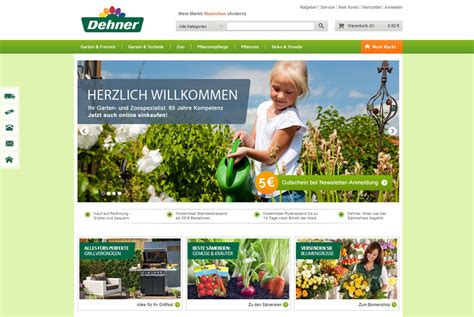 gartencenter onlineshop dehner 2 0 shop f 252 r das gartencenter donau ries