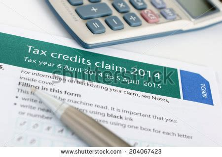 completing a tax credit application form tc600