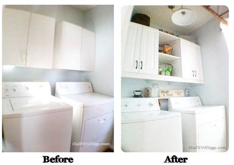 Laundry Room Cabinets Diy 17 Best Images About Laundry Shelves On Pinterest Shelves The Wall And Laundry Rooms