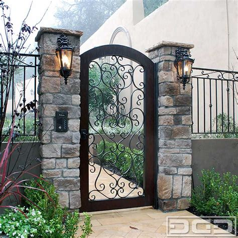 gate and fence house designs ideas for home 2018