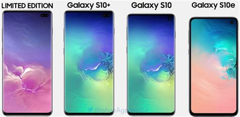 Samsung Galaxy S10 Comparison by Samsung Galaxy S10 Expectation Specs Features Pc Tech Magazine