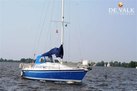 sailing boat kolibri kolibri 900 sailing yacht for sale de valk yacht broker
