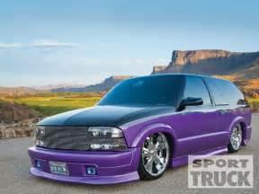2001 chevrolet blazer xtreme custom truck sport truck