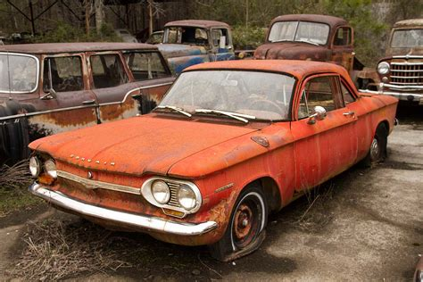 old cars world s largest old car junkyard old car city u s a