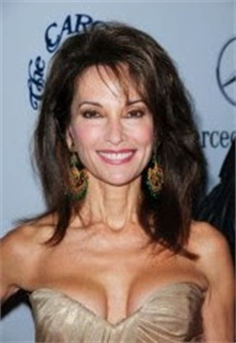 Susan Lucci Hairstyles by My Fashionista Susan Lucci Hairstyles Jewelry