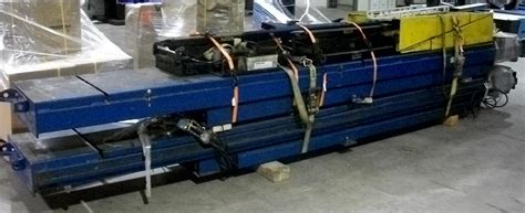 Used Alignment Rack by Automotive Lift