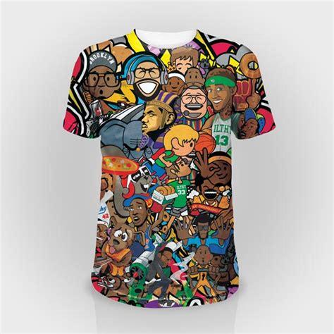 Costum One Fullprint sublimation t shirts