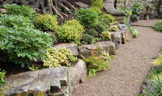 Rock In Garden Landscaping With Rocks Home Decorating Ideasbathroom Interior Design