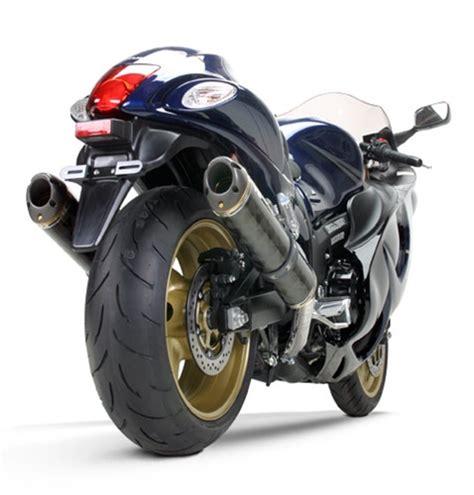 Suzuki Motorcycle Exhaust Two Brothers Suzuki Hayabusa 08 Present M2 Carbon Fiber