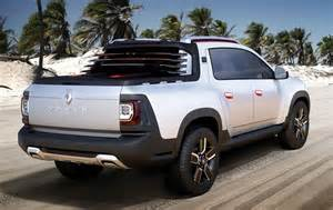 Www Renault Duster Renault Duster Oroch Concept Unveiled For Sao Paulo