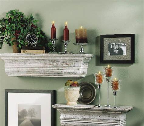 Living Room Shelf Accessories Shabby Chic Shelving Nesting