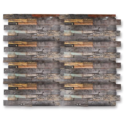 decorative wood wall panel decorative recycled wood panel for interior wall coverings