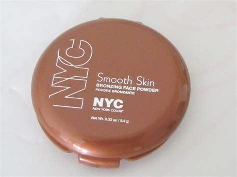 New York Color Nyc Smooth Skin Bronzing Powder nyc smooth skin bronzing powder review
