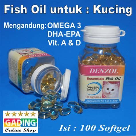 Minyak Ikan Untuk Hewan minyak ikan untuk kucing hewan id