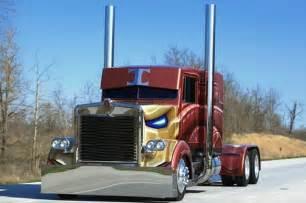 Wheels Ironman Truck Iron Big Rig Cool Awsome Rigs Iron