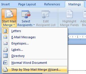 membuat nama undangan dengan mail merge siswaindo membuat undangan dengan mudah