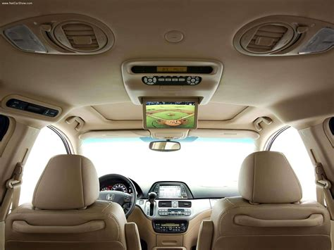 2004 Nissan Quest Interior Honda Odyssey Touring 2005 Picture 33 Of 85