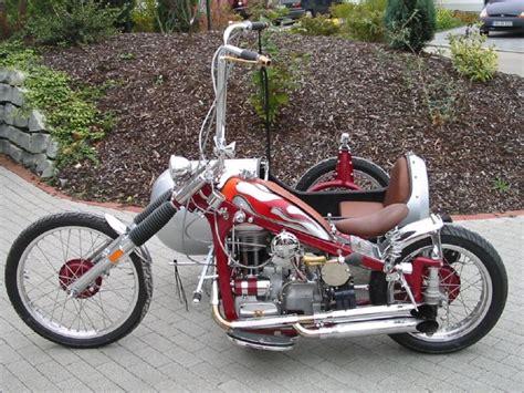 Chopper Umbauten Motorr Der by Emw R35 Fotoalbum