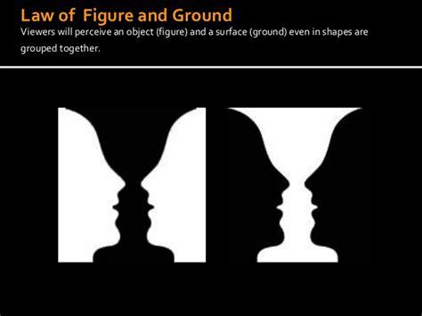 figure definition the gestalt laws of perception