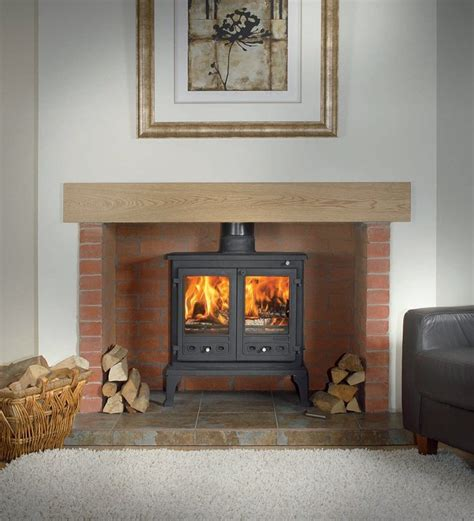 Fireplace Designs For Multi Fuel Stoves by Firefox 12kw Multi Fuel Stove