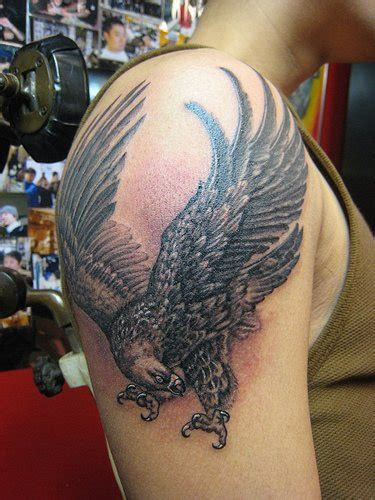eagle arm tattoos eagle tattoos