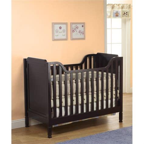 Bedford Baby Crib Sorelle Bedford Classic Crib In Espresso 562 E