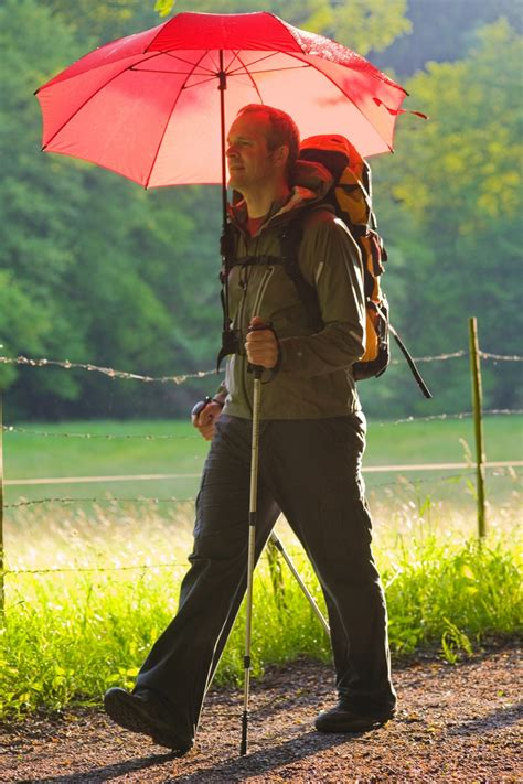 Hiking Umbrella 10 reasons to go hiking and backpacking with an umbrella