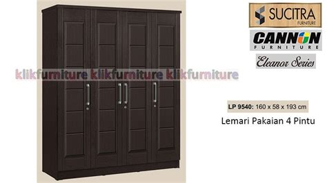 Lp 9540 Lemari 4 Pintu Eleanor Sucitra lp 9540 lemari 4 pintu polos eleanor sucitra