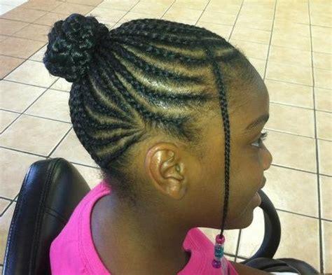 Braided Kid Hairstyles by Black Kid Braid Hairstyles Hairstyle 2013