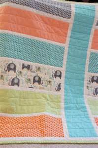 lo me easy baby quilt