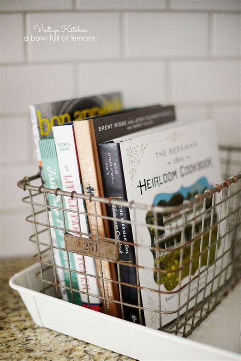 organizing yourself best 25 cookbook storage ideas on pinterest spice rack