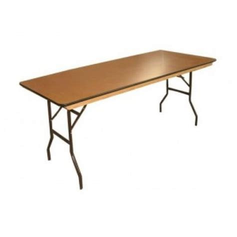 trestle table hire 6ft x 2ft 6 quot