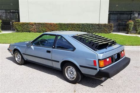 california original 1983 toyota celica gt 2 owner 100