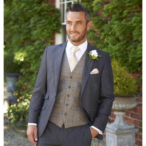 best place to hire wedding suits posh s new range of tweed at limelight occasions