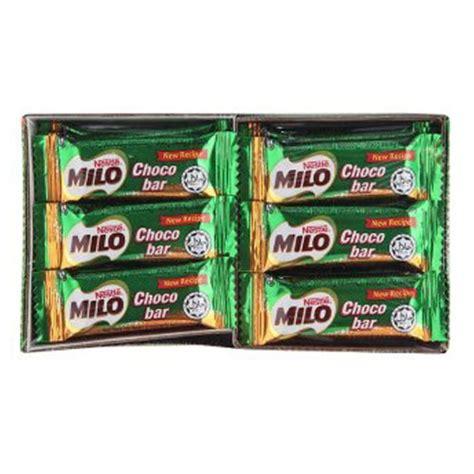 Milo Energy Bar Pack milo sandwich cookie 12 pack