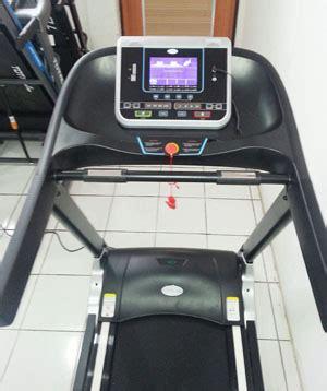 Monitor Kecil treadmill murah tl 8080 big size treadmill murah