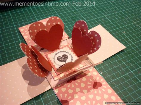 explosion box heart tutorial mementoes in time blog mementoes in time